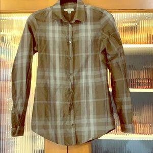 Burberry shirt XS
